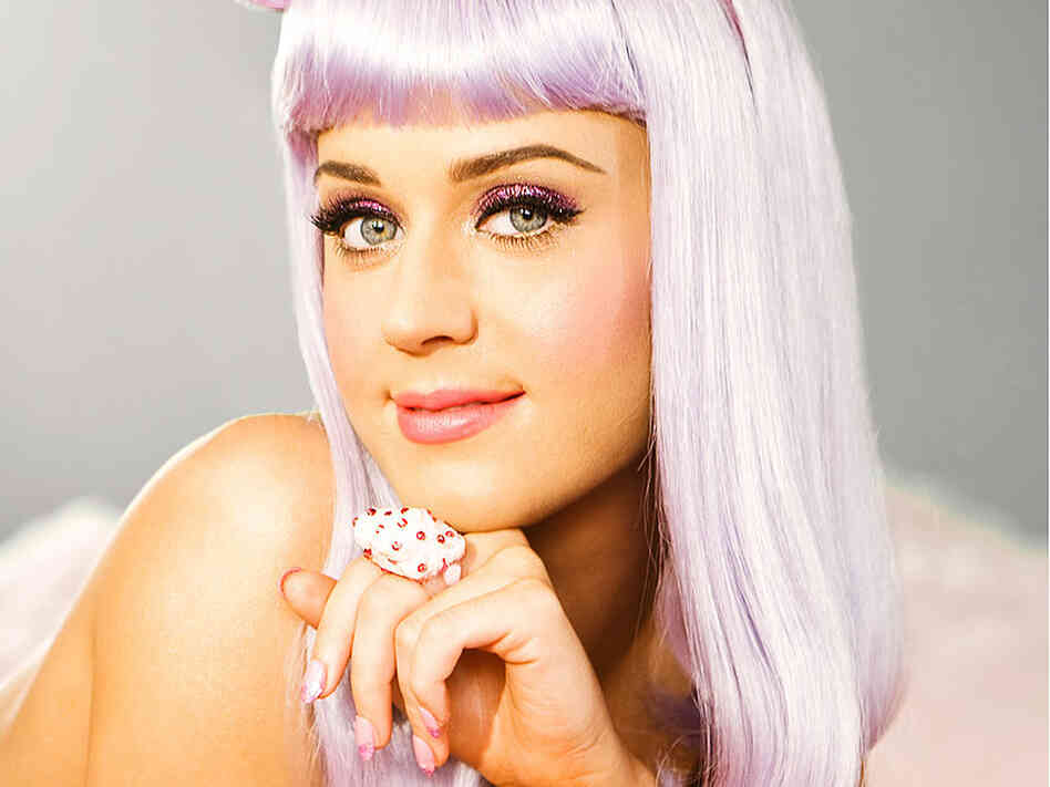 Katy Perry; courtesy of the artist