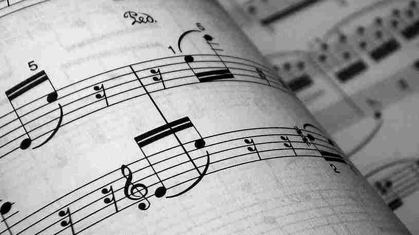 Sheet Music; credit: JadeXJustice / flickr.com