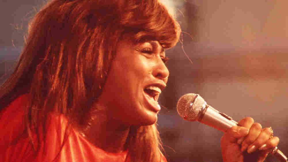 Tina Turner; cerdit: Walter Iooss Jr. / Getty Images