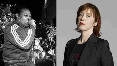 Bahamadia and Suzanne Vega; courtesy of the artists