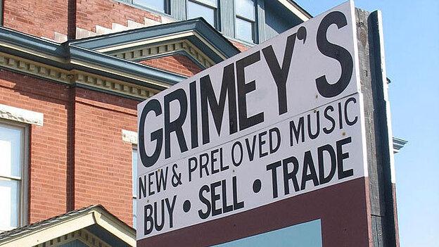 Grimey's Music in Nashville
