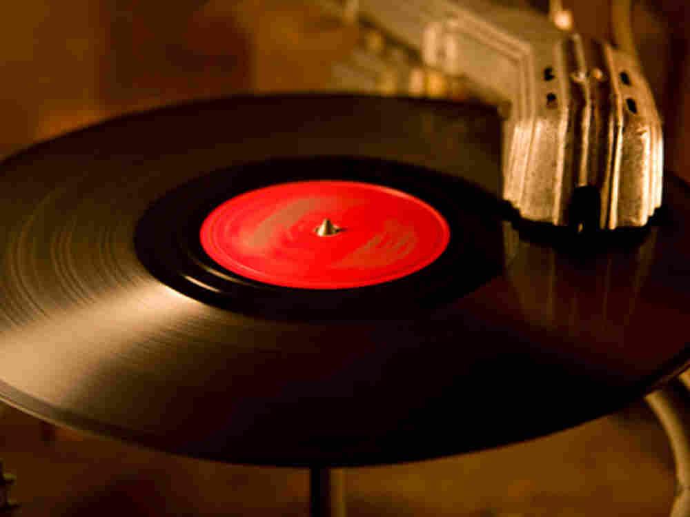 Jukebox disc