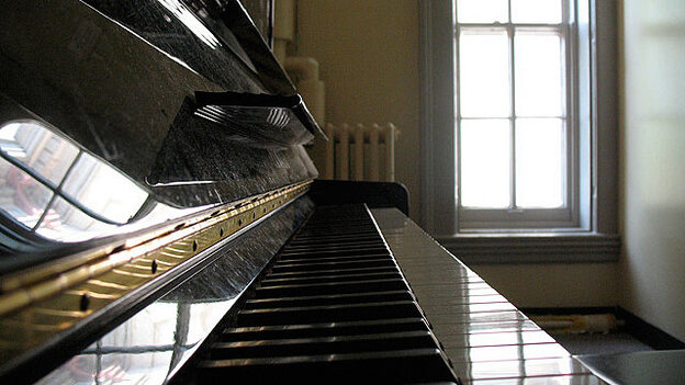 A practice room; credit: Yay, it's Rob! / flickr
