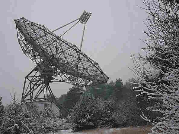 Telescope; courtesy of Camras