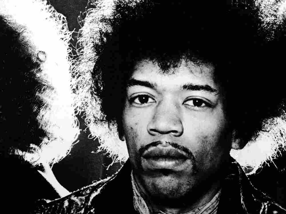 Jimi Hendrix; Credit: Hulton Archive