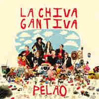 Cover for Pelao
