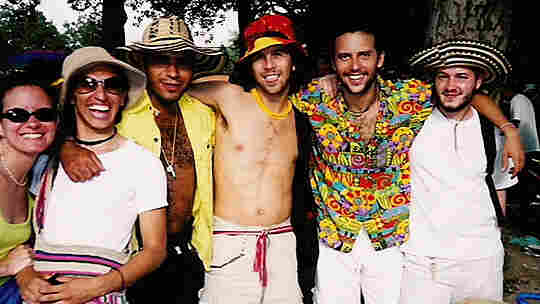 La Cumbiamba eNeYe: GlobalFEST 2010
