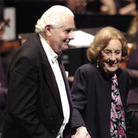 Marian McPartland and Donald Portnoy