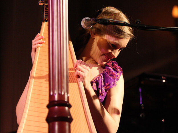 [Interactive:Photo Gallery: Joanna Newsom, Live From Sixth & I Historic Synagogue]
