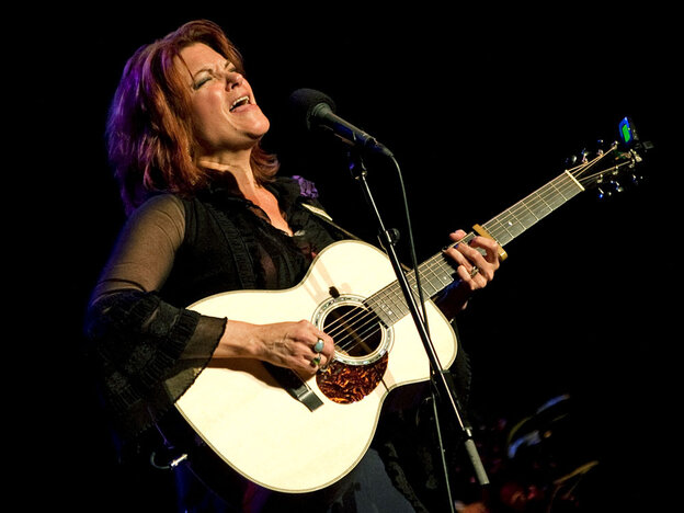 [Interactive:Photo Gallery: Rosanne Cash Live In Concert]