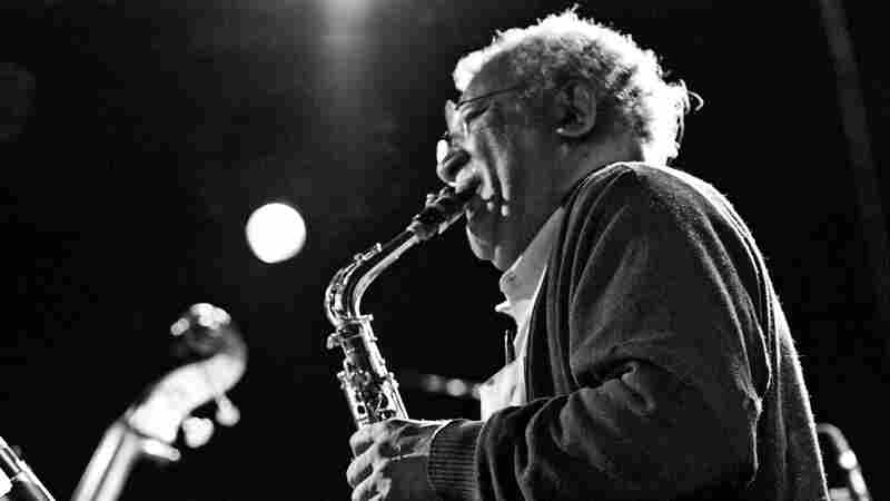 Anthony Braxton performs at Le Poisson Rouge.