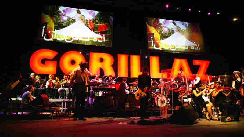 Gorillaz, Recorded Live In Damascus