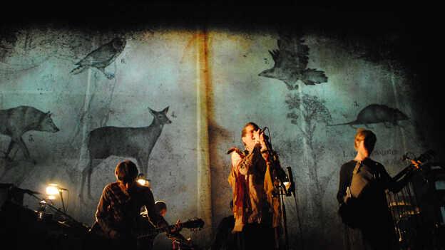 Jonsi Live; photo by Marion Desjardins