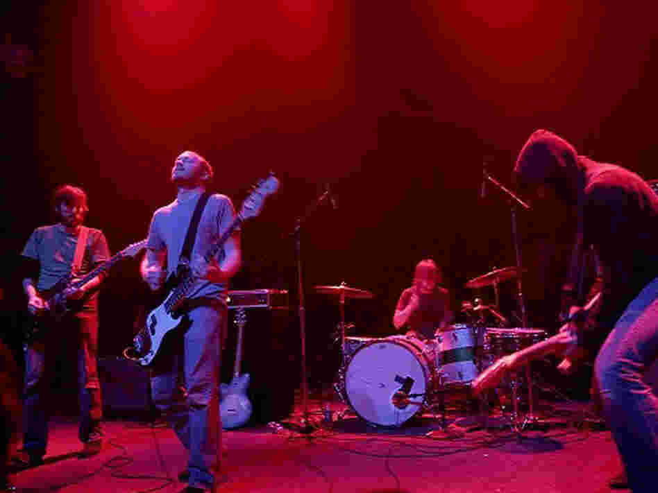 Explosions in the Sky, live from the 9:30 Club in Washington, D.C.