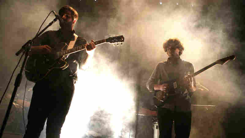 Shout Out Louds In Concert