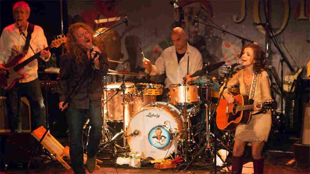 Band Of Joy; credit: Diana Wong for NPR