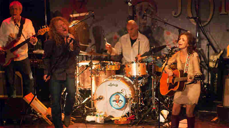 Robert Plant And Band Of Joy, Live In Concert