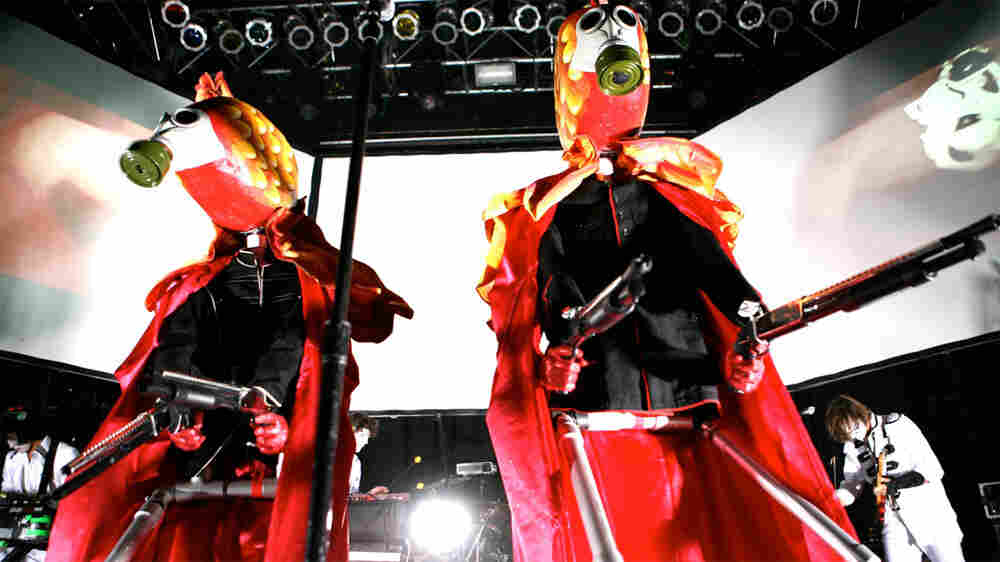 Of Montreal Live