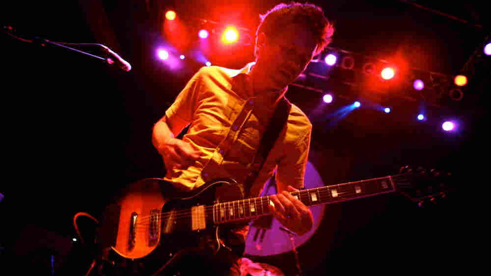 Superchunk performing live at the 9:30 Club in Washington, D.C.