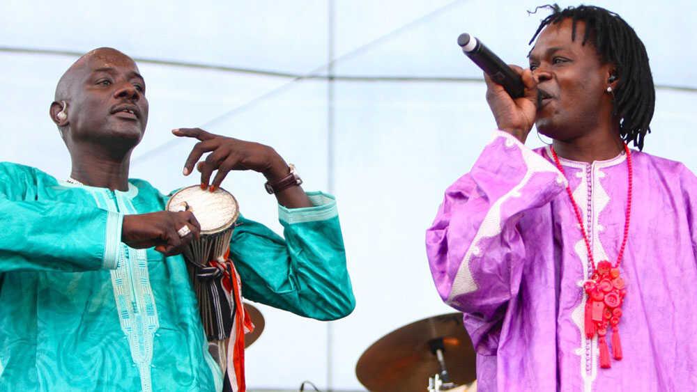 Bonnaroo 2010: Baaba Maal In Concert