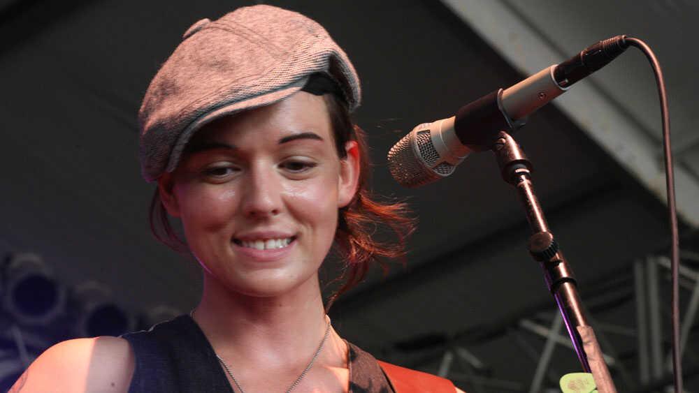 Bonnaroo 2010: Brandi Carlile In Concert