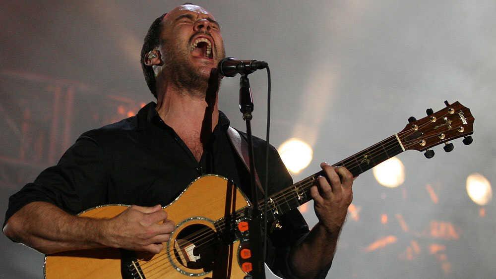 Bonnaroo 2010: Dave Matthews Band In Concert