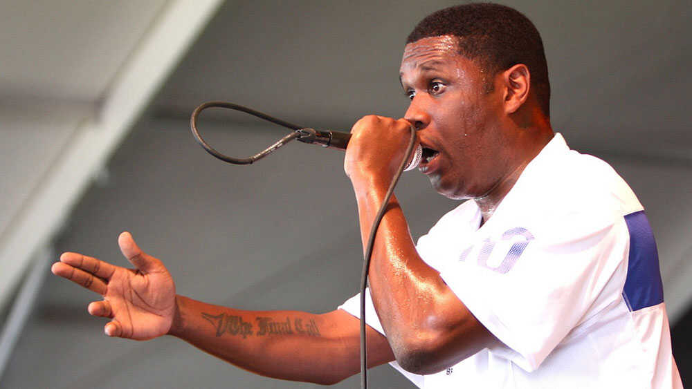Jay Electronica In Concert