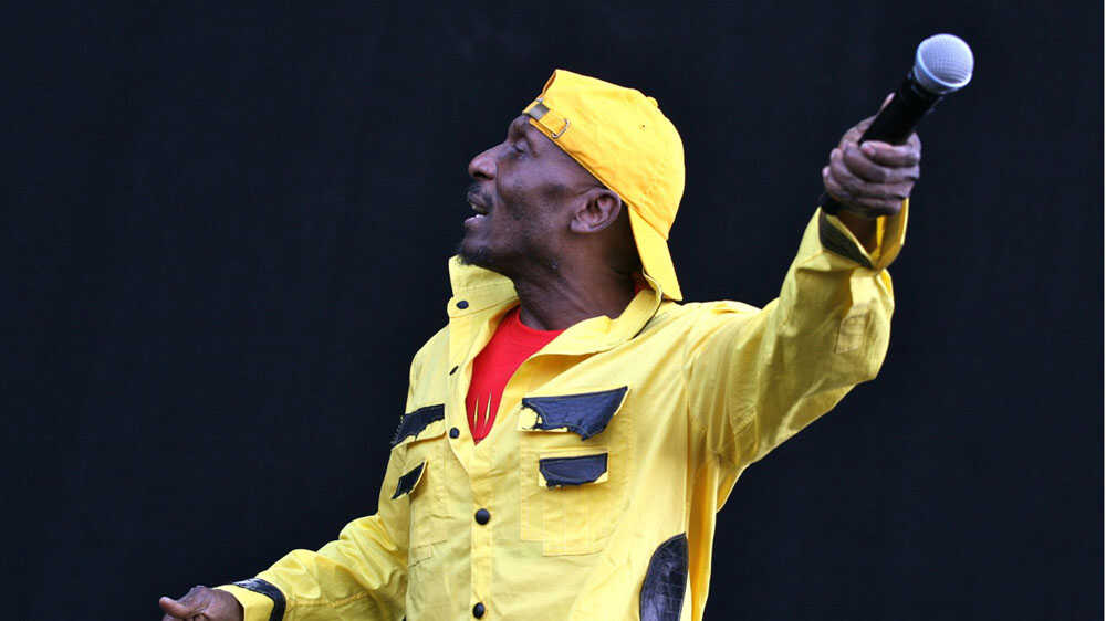 Bonnaroo 2010: Jimmy Cliff In Concert