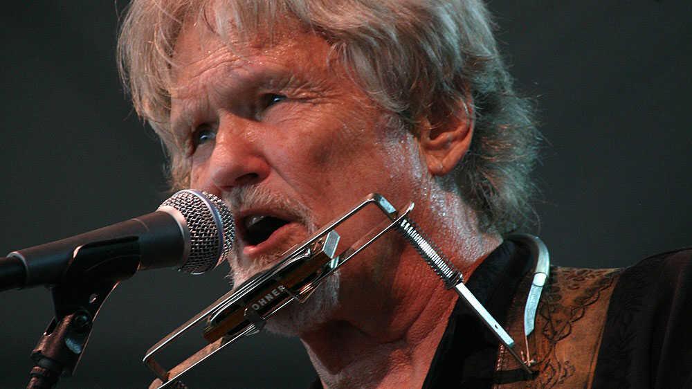 Bonnaroo 2010: Kris Kristofferson In Concert