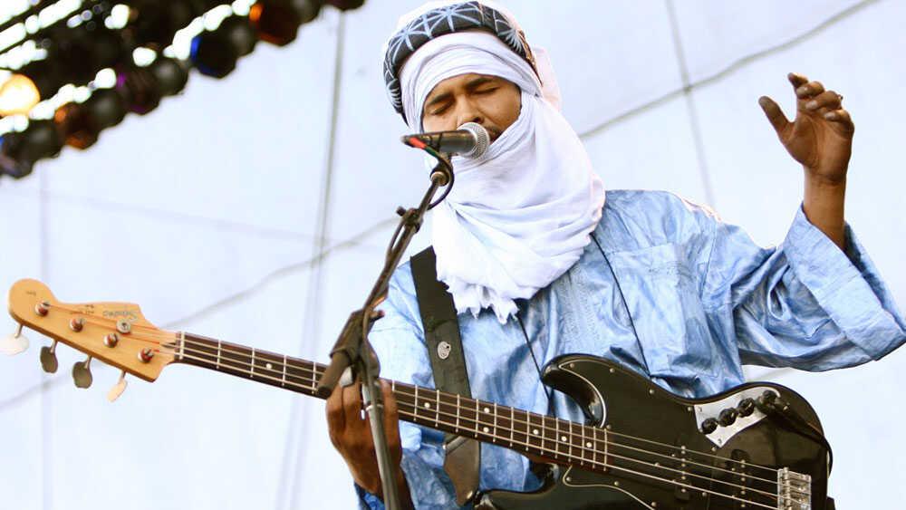 Bonnaroo 2010: Tinariwen In Concert