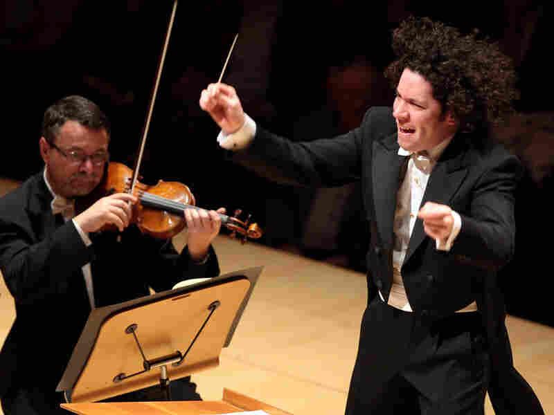 Conductor Gustavo Dudamel