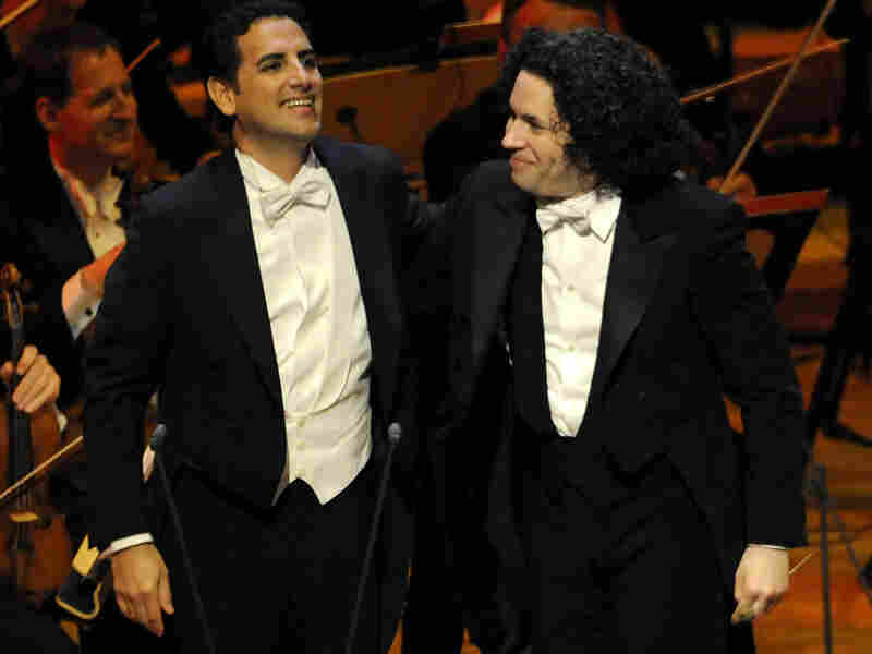 Dudamel and Florez