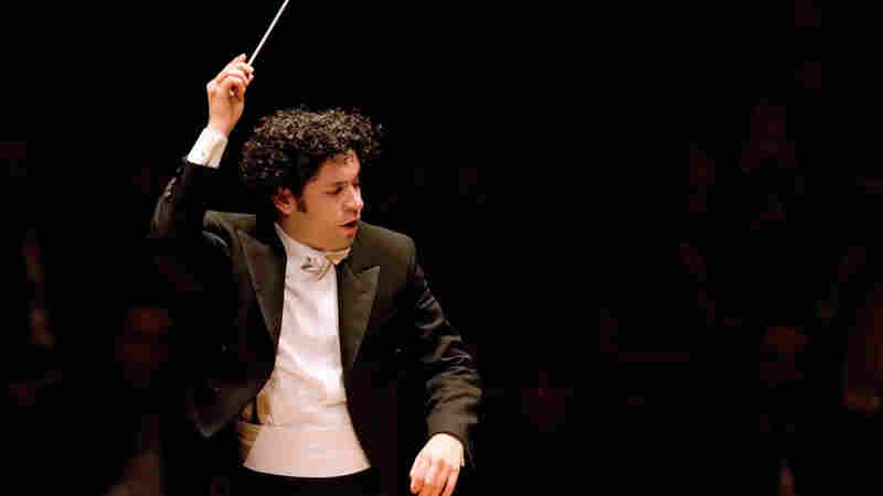 Los Angeles Philharmonic On Tour In London
