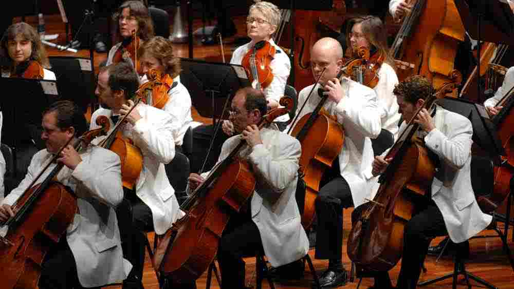 Nashville Symphony cellists