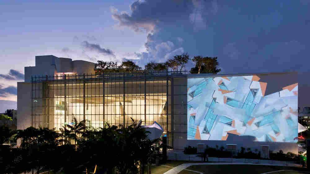 New World Center (exterior)
