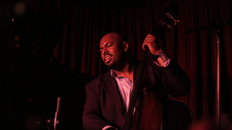 Christian McBride performs at the Village Vanguard.