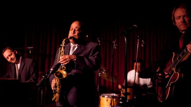 Lou Donaldson Quartet.