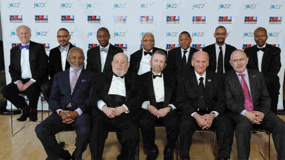 The 2011 NEA Jazz Masters at Jazz at Lincoln Center.