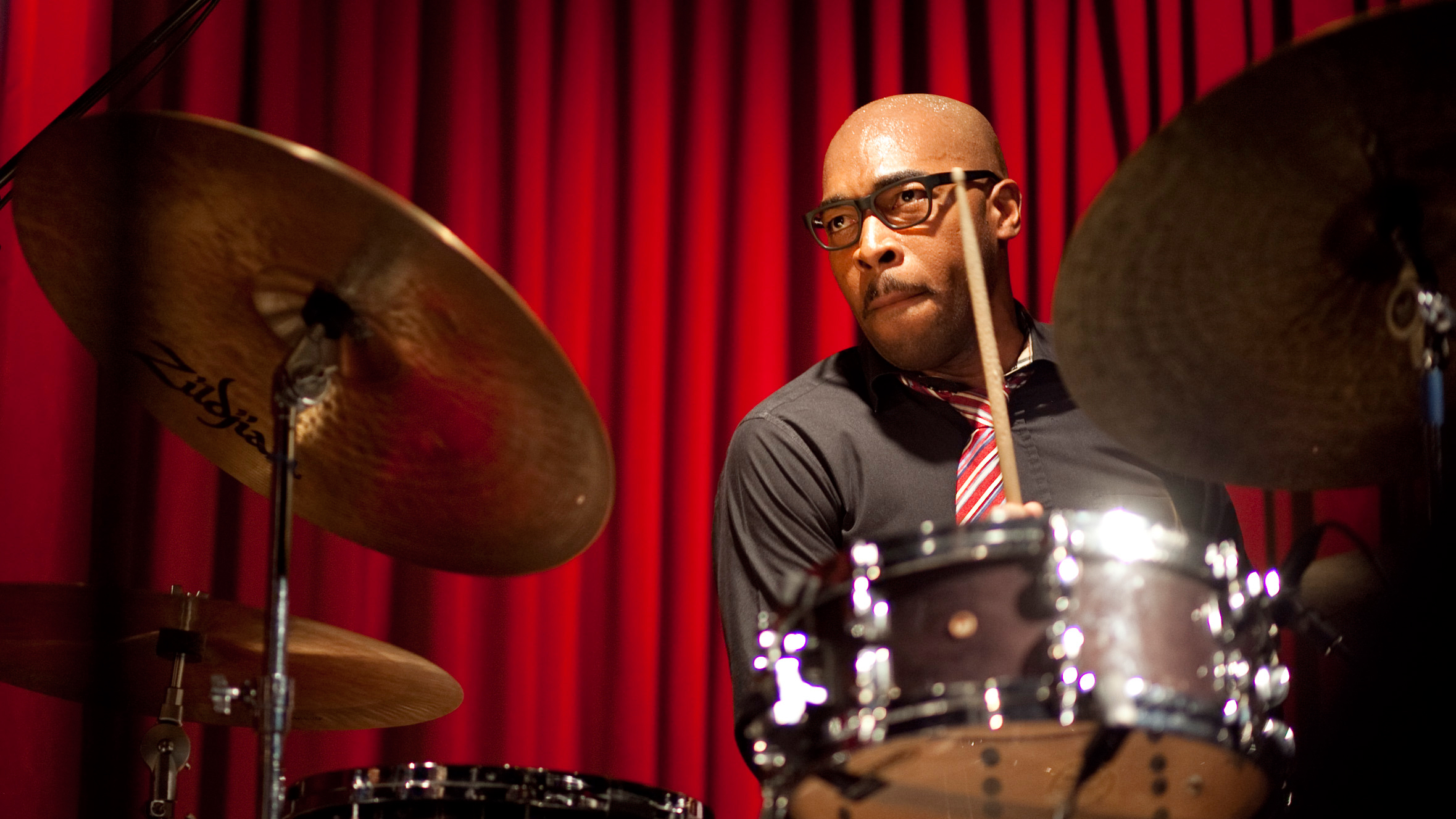Eric Harland Marcus Strickland Quartet Eric Harland39s Voyager Live