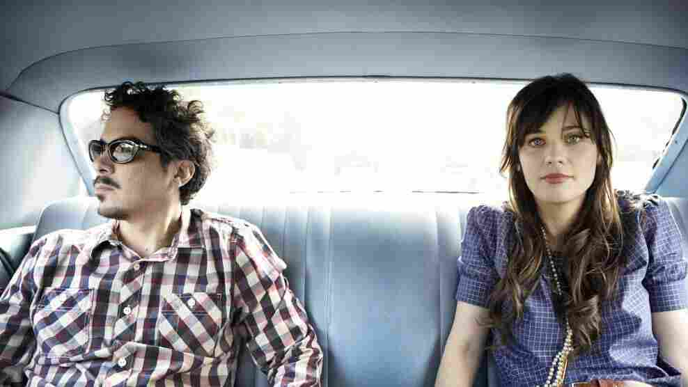 She And Him; credit: Courtesy of Merge Records