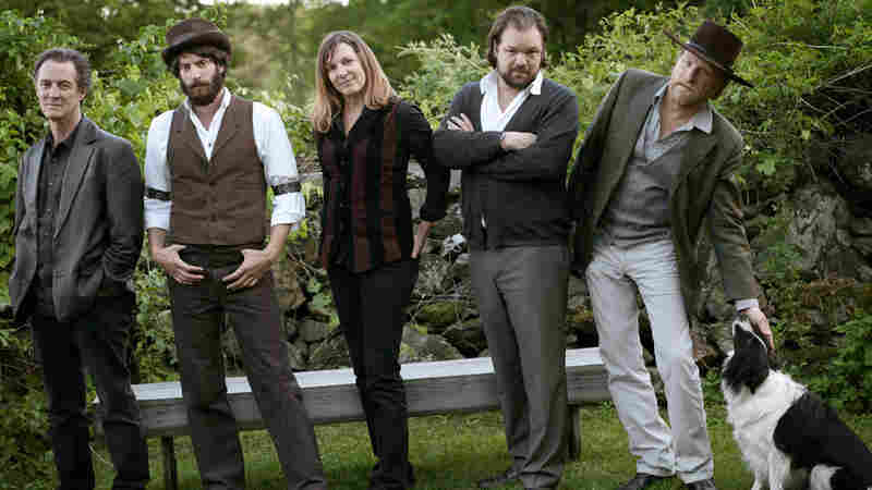 Ray LaMontagne And The Pariah Dogs In Concert