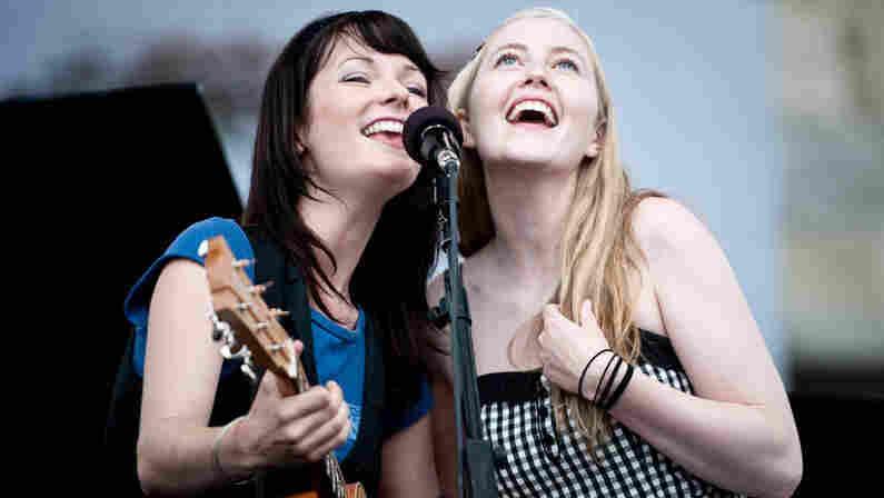Dala performs at Newport Folk.
