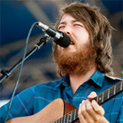 Fleet Foxes at Newport Folk Festival.