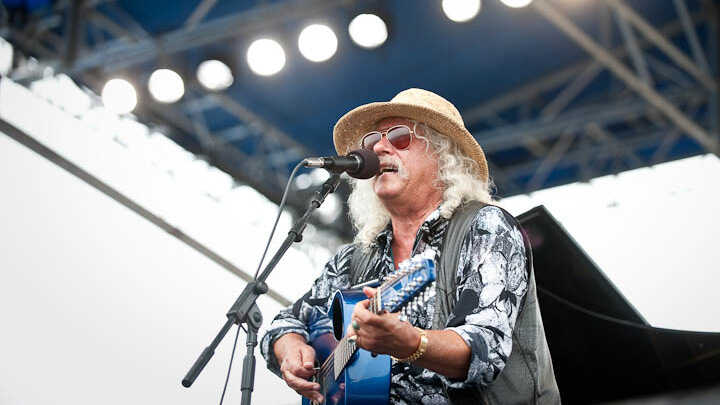 Arlo Guthrie: Newport Folk 2009