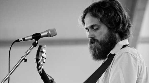 Iron and Wine performs at Newport Folk.