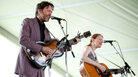 David Rawlings and Gillian Welch perform at Newport Folk.