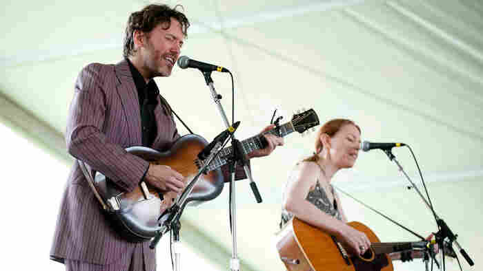 David Rawlings Machine: Newport Folk 2009