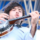 The Avett Brothers perform at the 2010 Newport Folk Festival.