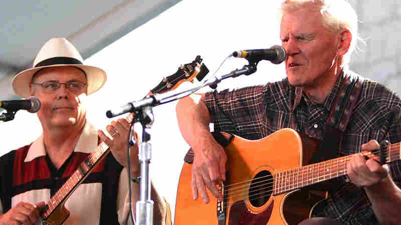 Doc Watson And David Holt: Newport Folk 2010