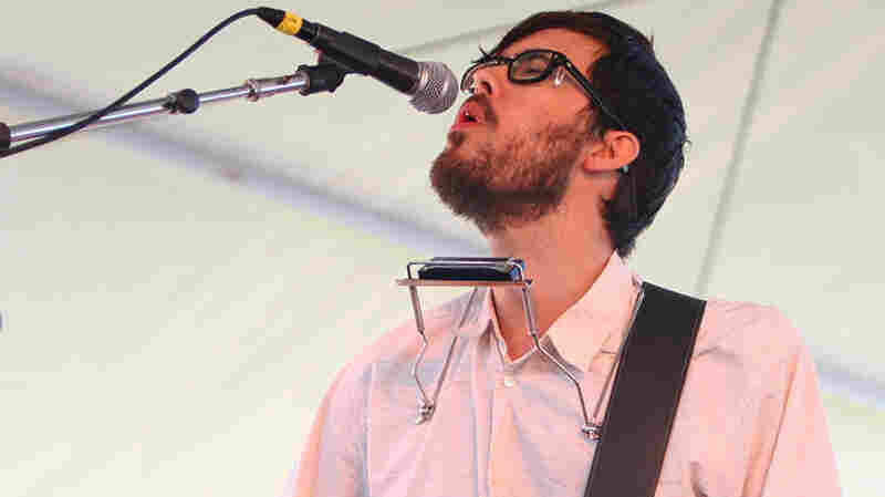 Elvis Perkins: Newport Folk 2010